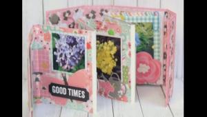 Mini Folding Album