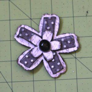 DIY Flower Embellsihment