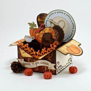 fall box card