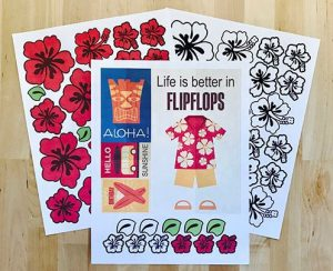 Free Digital Scrapbook Prints