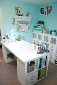 Scrapbook Craft Room