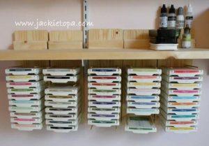 DIY Ink Pad Holder
