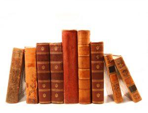 Old books to repurpose