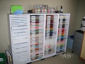 craft room - paper