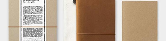 Traveler's Notebook Scrapbook